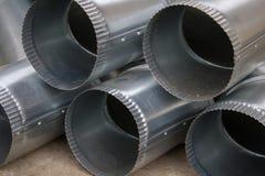 Drain de zinc Images stock