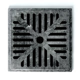 Drain Hole Cover Royalty Free Stock Photography