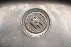 Drain hole Royalty Free Stock Photo