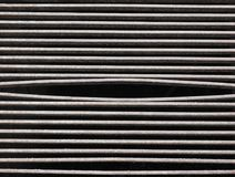 Drain manhole grid. Detail of a steel manhole grid in the street Stock Image