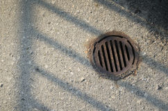 Drain Royalty Free Stock Image