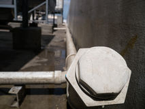 Drain pipe Stock Photography