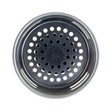 Drain Plug Top View Stock Photography