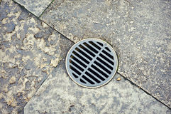 Drain Tiles Stock Images