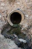 Drain water Stock Photos