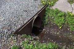 drainage Royalty-vrije Stock Foto's