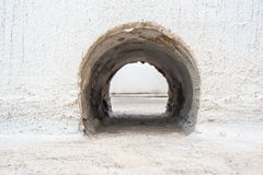 Drainage hole Stock Images