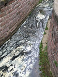 Drainage ditch Stock Images
