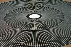 Drainage Grate Royalty Free Stock Photography
