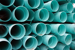 Drainage Pipe Stock Photography