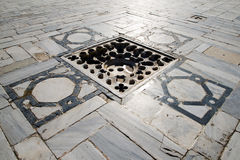 Drainage System of Great Mosque Stock Image