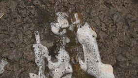 Drainage water flowing Texture Kenya