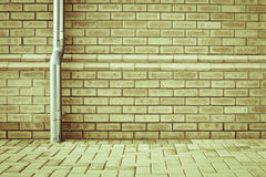 Drainpipe Royalty Free Stock Photos