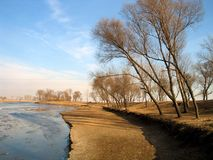 drains scenery Royalty Free Stock Photo