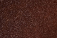 Drak brown color Leather texture background Stock Photo