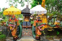 Drakar Bukit Jambul, Bali, Indonesien Arkivbilder