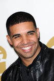 Drake. At the 52nd Annual Grammy Awards, Press Room, Staples Center, Los Angeles, CA. 01-31-10 Royalty Free Stock Photos