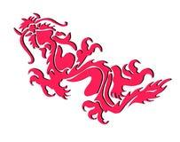 drake Royaltyfri Bild