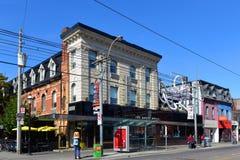 Drake Hotel em Toronto Foto de Stock