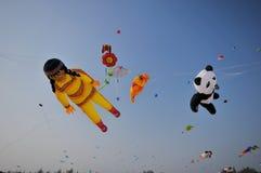 Drake och ballong Royaltyfri Fotografi