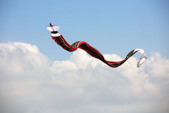Drakeflyg i bali Royaltyfri Bild