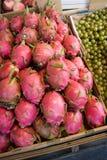 Drakefrukt Arkivbild