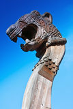drakehuvud Arkivfoton
