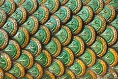 drakemodellscale Arkivbild