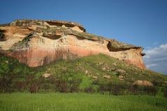 Drakensberg Berg Stockfotos