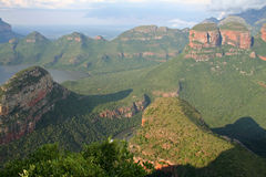 Drakensberg Blyde River Canyon, South Africa Royalty Free Stock Photo