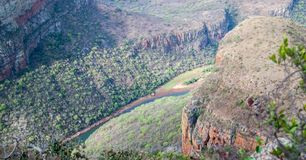 Drakensberg, Blyde River Canyon,South Africa, Mpumalanga Stock Photography