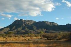 drakensberg de l'Afrique du sud Image stock