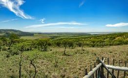 Drakensberg gór Południowa Afryka krajobraz Obraz Royalty Free