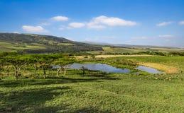 Drakensberg gór Południowa Afryka krajobraz Obrazy Stock