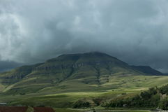 Free Drakensberg Mountain In One Stormy Day Royalty Free Stock Photography - 57827917