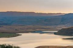 Drakensberg Mountain Range Stock Image