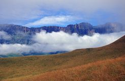 Drakensberg Mountains Stock Photo