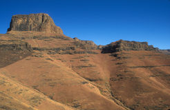Drakensberg Mountains Stock Photography