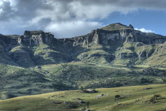 Drakensberg Mountains Royalty Free Stock Image