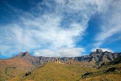 Drakensberg mountains Stock Image