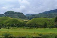 Drakensberg Mountains Royalty Free Stock Photos