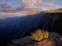 Drakensberg mountains, South Africa Stock Photography