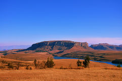 Drakensberg Mountains, South Africa Stock Photos