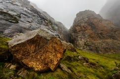 Drakensberg Mountains Royalty Free Stock Photo