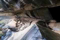 Drakensberg, Południowa Afryka, pogórza Zdjęcia Royalty Free