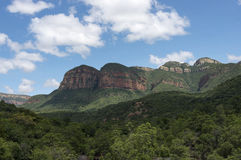Drakensberg in south africa near hoedspruit Stock Photos