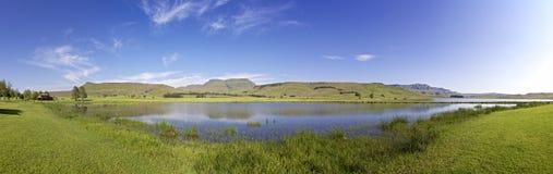 Drakensberg Sydafrika Fotografering för Bildbyråer