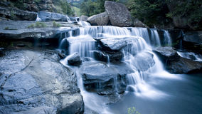 Drakensberg waterfall Royalty Free Stock Photography