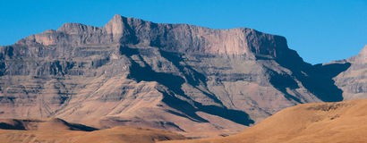 Drakensberge Obraz Stock