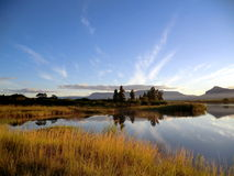 Drakensberge. Northern Drakensberge in South Africa Stock Photography